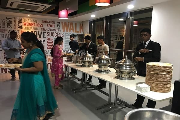 Catering for Corporate functions in Hyderabad