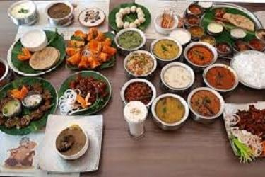 Telugu Food Catering